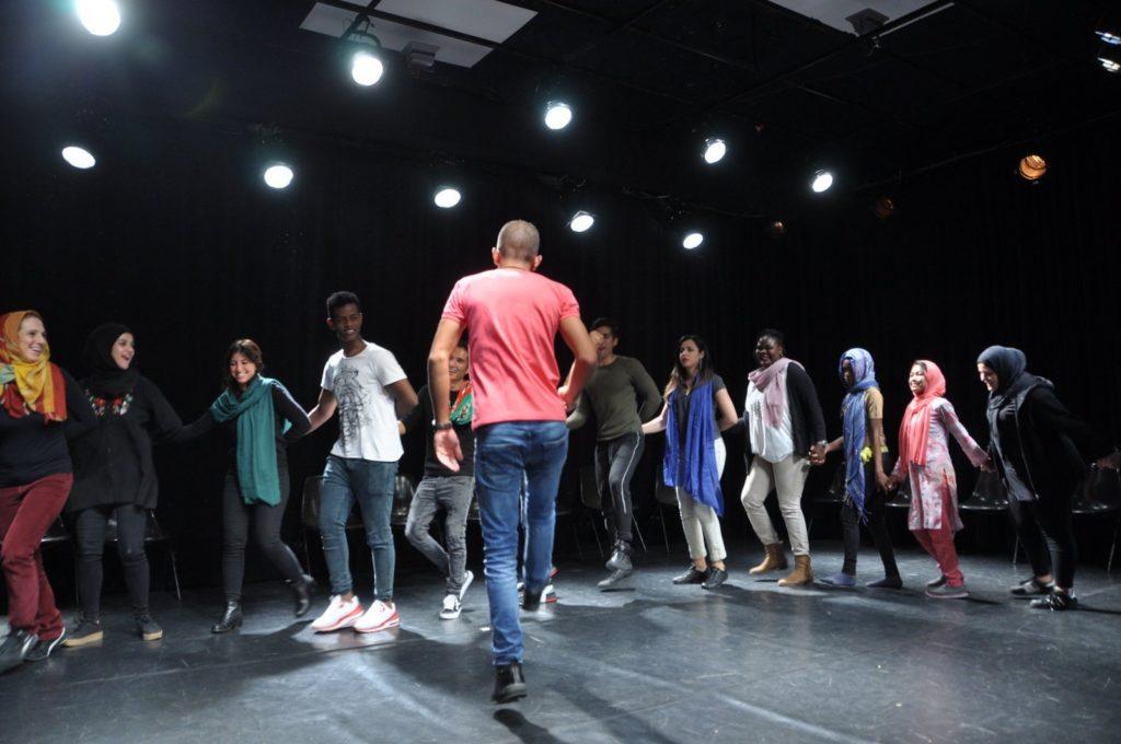 Rencontres en scène, programme de théâtre pour les jeunes