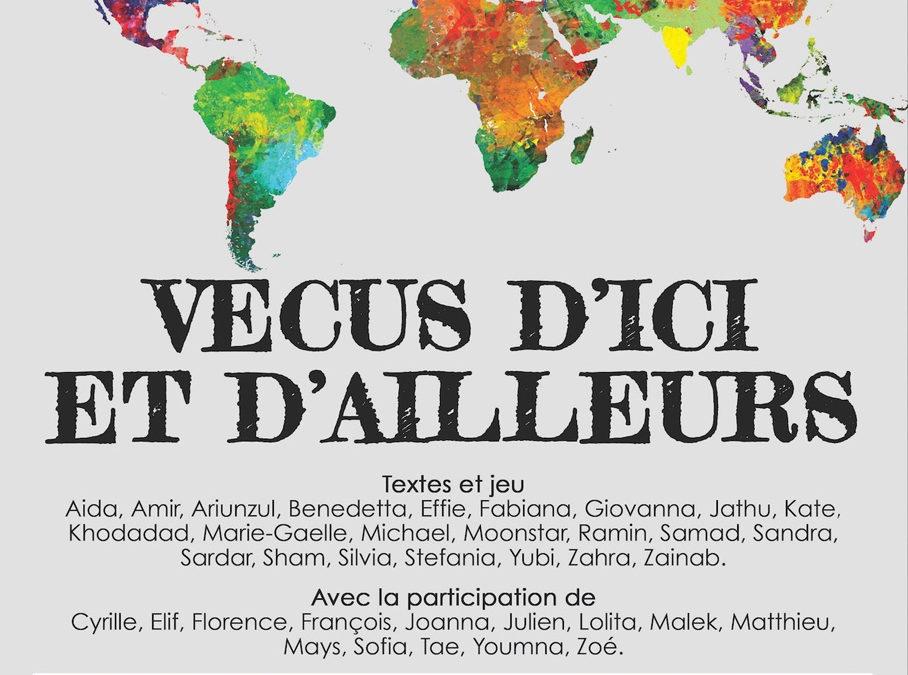 VECUS D'ICI ET D'AILLEURS