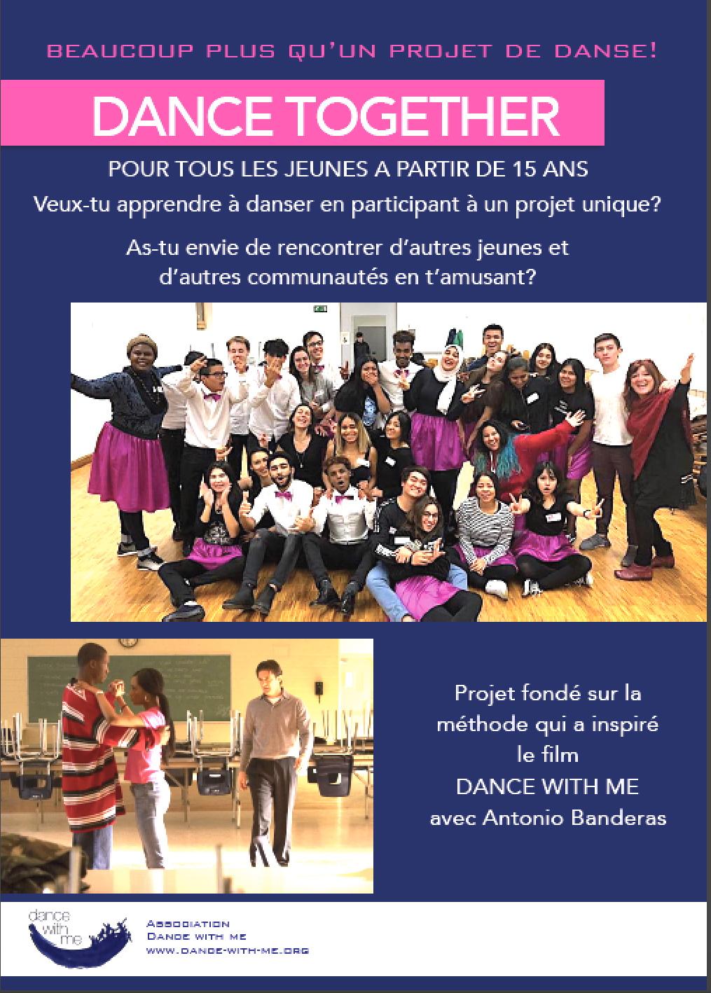 Danse avec les jeunes