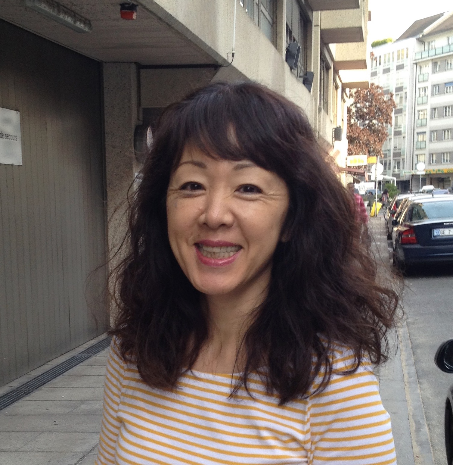 Keiko Taylor