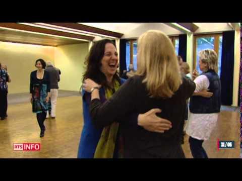 La RTS présente le programme Dancing Communities